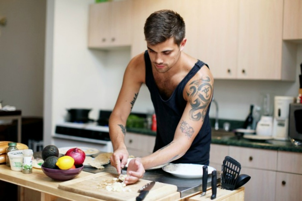cooking for men 1