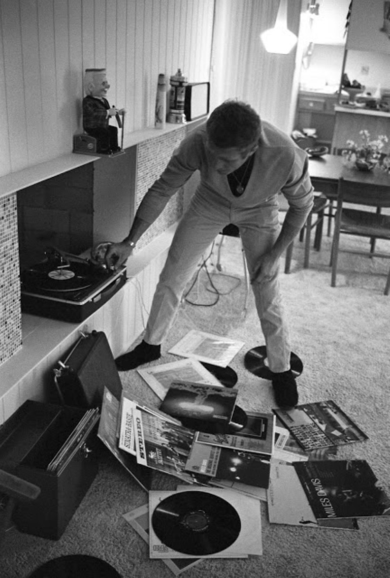 steve mcqueen in project to picture every sevenyearold - 620×843